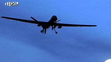 RTL Nieuws Obama wil beperking gebruik drones