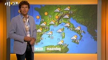 RTL Nieuws Vakantieweer: veel buien en onweer in Italië