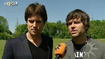 RTL Boulevard Nick en Simon en The American Dream