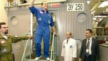 RTL Nieuws Astronauten terug van Mars