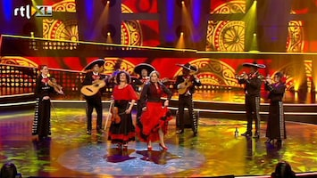 Holland's Got Talent Mariachi Sol y Luna