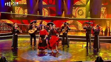 Holland's Got Talent - Mariachi Sol Y Luna
