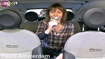 X Factor Fiat 500 Backseat Auditions: Tamara