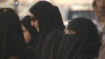 RTL Nieuws Saudische vrouwen mogen stemmen