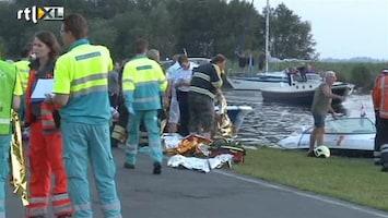 RTL Nieuws Gewonden na explosie speedboot