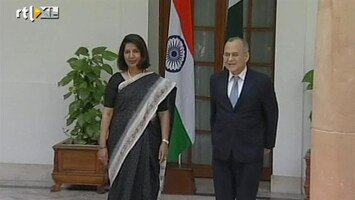 RTL Nieuws India en Pakistan weer in gesprek