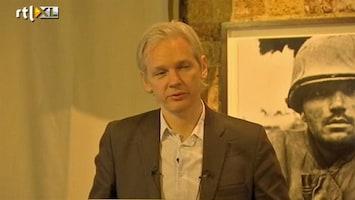 RTL Nieuws London op ramkoers met Ecuador om Assange