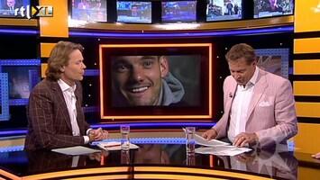 RTL Boulevard Proces verbaal voor Wesley Sneijder