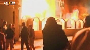 RTL Nieuws Hevige rellen in Bulgarije