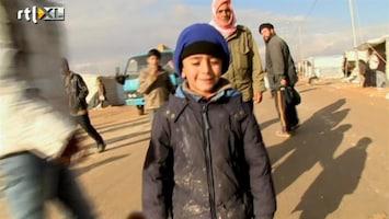 RTL Nieuws Syrische vluchtelingen moeten ook in de kampen afzien