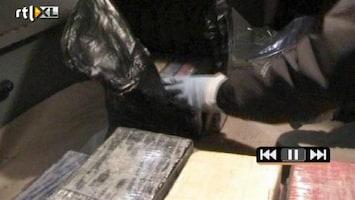 RTL Nieuws Grootste drugsvangst ooit in Groot-Brittannië
