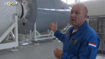 RTL Nieuws Virtueel het ISS door met André Kuipers