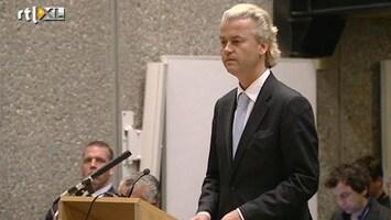 RTL Nieuws Wilders heeft het laatste woord