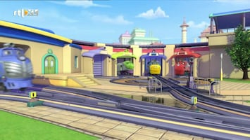 Chuggington Watch out Wilson
