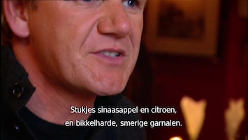 Gordon Ramsay: Oorlog In De Keuken! (UK) Morgan's
