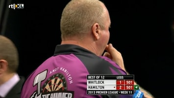 Rtl 7 Darts: Premier League - Afl. 21