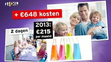 RTL Nieuws Kinderopvang nog veel duurder