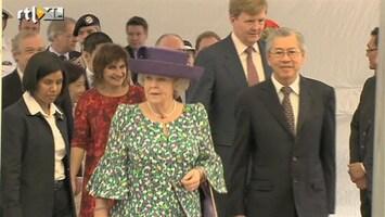 RTL Nieuws Laatste verjaardag Beatrix als koningin