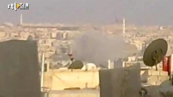 RTL Nieuws Syrisch leger valt Aleppo aan