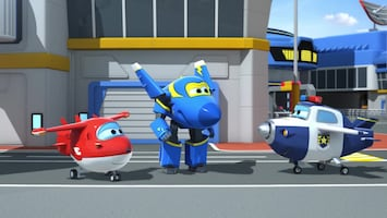 Super Wings Grachten en gondels