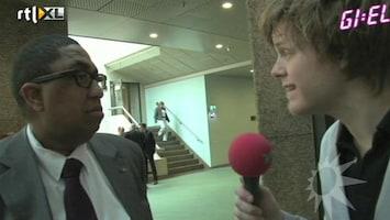 RTL Boulevard PvdA-kamerlid John Leerdam maakt blunder