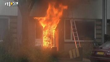 RTL Nieuws Brandweer brengt risicowijken Amsterdam in kaart