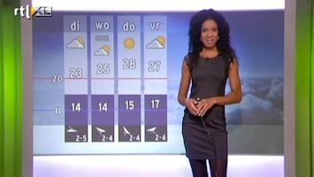 RTL Weer Buienradar Update 2 september 2013 10:00 uur