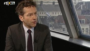 RTL Nieuws Dijsselbloem lacht kritiek Cyprus-plan weg