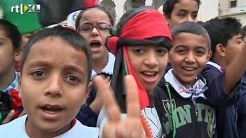 RTL Nieuws Cruciale momenten voor Libië