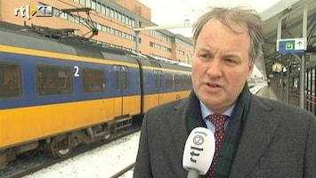 RTL Nieuws NS: 'Fyra is echt door zijn hoeven gegaan'