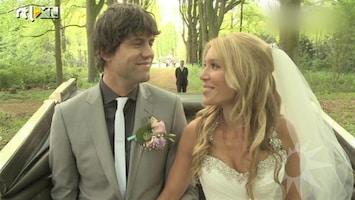 RTL Boulevard Huwelijk Simon en Annemarie