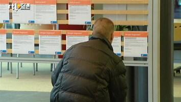 RTL Nieuws Werkloosheid in februari gedaald