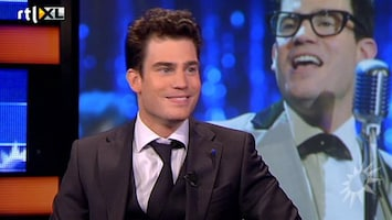RTL Boulevard Tim Akkerman over premiere Buddy Holly Story
