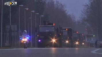 RTL Nieuws Nederlandse patriots vertrokken naar Turkije