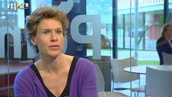 RTL Nieuws Janka Stoker over minister Henk Kamp