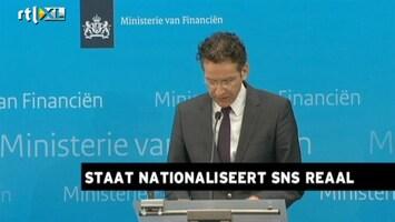 RTL Nieuws Dijsselbloem wil herhaling SNS voorkomen