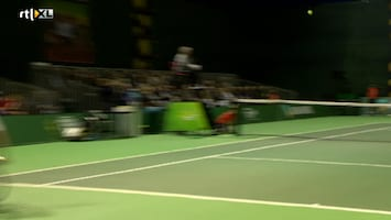 Finale Abn Amro World Wheelchair Tennis Tournament - Afl. 1