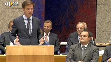 RTL Nieuws Premier wil speculeren over faillissement Grieken