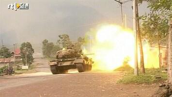 RTL Nieuws VN vreest escalatie in Oost-Congo
