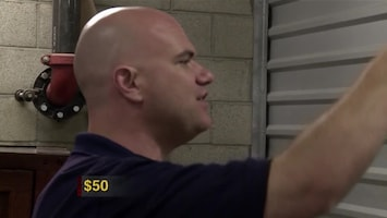 Storage Hunters Torching the competition