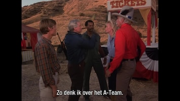 The A-Team Showdown