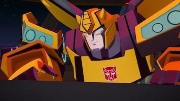 Transformers Cyberverse Afl. 4