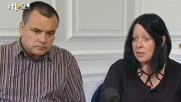 RTL Nieuws Ouders vermiste Britse doen emotionele oproep