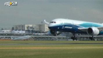 RTL Nieuws Nieuwe Boeing 787 in gebruik genomen