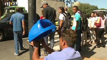 RTL Nieuws Rio gaat de strijd aan met zwerfafval
