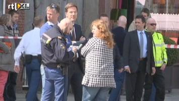 Editie NL Rutte getuige van dodelijk ongeluk