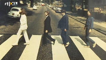 RTL Nieuws Afgekeurde Beatlesfoto nu kapitalen waard