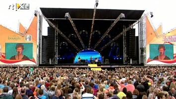 RTL Boulevard Muziekfestival 'RTL Viert de Zomer' afgelopen weekend