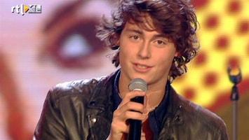 X Factor - Adriaan Laat Zijn Eerste Single Horen