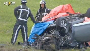 RTL Nieuws Drie doden bij ongeluk op Goeree-Overflakkee